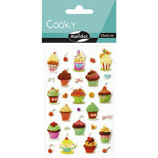 Cooky Cup Cake